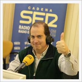 Eugenio Camacho en Cadena SER